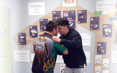 Strengthened resilience to make dreams a reality: Building Better Men (Ōtepoti/ Dunedin).
